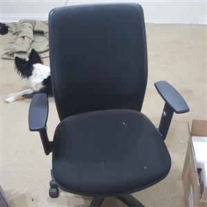 Office Chair with Swivel and up and down