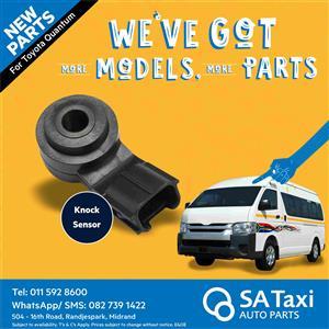 New Knock Sensor suitable for Toyota Quantum - SA Taxi Auto Parts quality spares