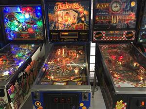 Pinball Machine Hire : Rentals