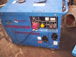 5 kw 380 volt silent diesel generator