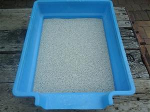 25kg cat litter clay granules
