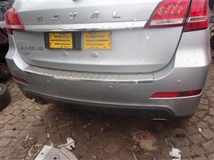 GWM Haval H2 2018 Rear Bumper Used Part for Sale