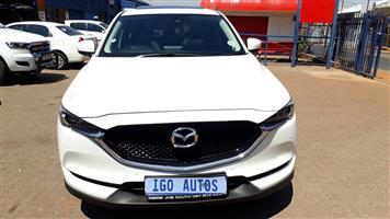 2019 Mazda CX-5 2.2DE AKERA A/T AWD