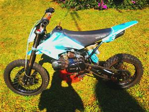 Big Boy Scrambler  (suitable for teenagers)... selling for parts