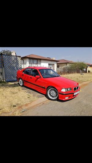 1997 BMW 3 Series sedan