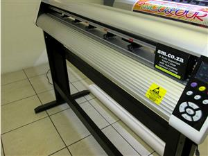 V6-1804B V-Auto Superfast Wireless Vinyl Cutter 1800mm, Automatic Contour Cutting Function