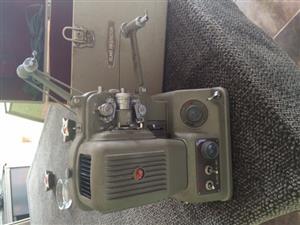 Vintage Elmo Film Projector