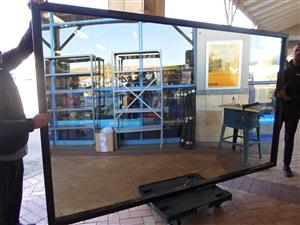 Steel Frame Mirrors