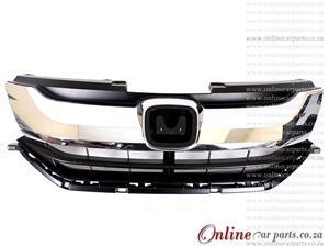 Honda Ballade Grille BK + CP Moulding 2014-