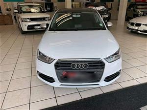 2017 Audi A1 Sportback 1.0TFSI S auto