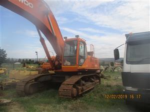 Daewoo SOLAR 450 LC-V 45 ton Excavator