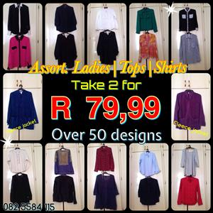NEW Designer clothing for Ladies