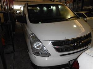 2014 Hyundai H1 H 1 2.4 wagon GLS