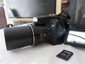 Canon PowerShot SX50 HS 50x Mega Zoom
