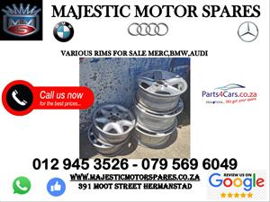 Mercedes benz used rims for sale