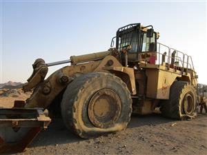 Caterpillar 992G Front End Loader - ON AUCTION