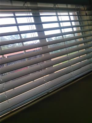 Wooden flooring and blinds supply and fitment