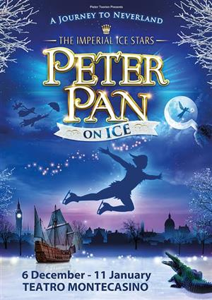 4X PETER PAN ON ICE TICKETS