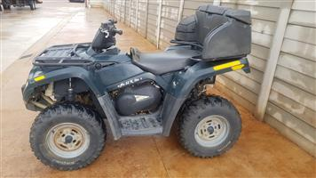2007 Can-Am Outlander