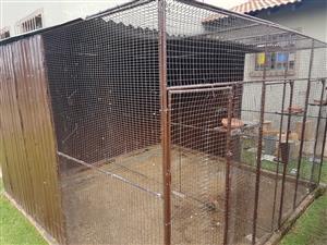 3Mx3M Bird cage