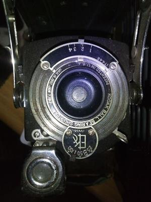 Antique Kodak browni camera