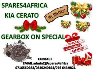 KIA CERATO GEARBOX ON CHRISTMAS SPECIAL