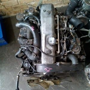 Mitsubishi 4D56T used engines for sale