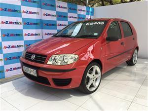 2006 Fiat Punto 1.2 16V Dynamic