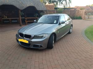 2011 BMW 3 Series 320d M Sport auto