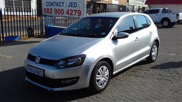 2013 VW Polo 1.6 Trendline