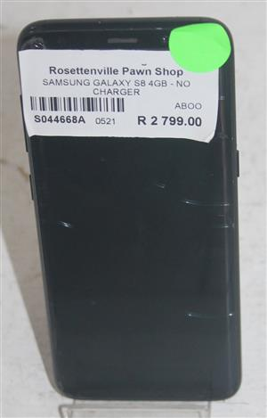 Samsung s8 4gb no charger S044668A #Rosettenvillepawnshop