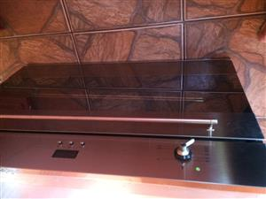 SMEG 90CM Gas oven Rotisserie