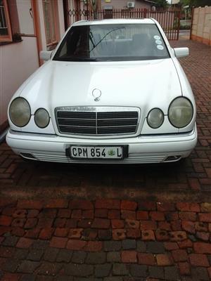 1997 Mercedes Benz 230E
