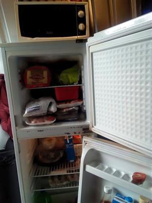Selling a fridge