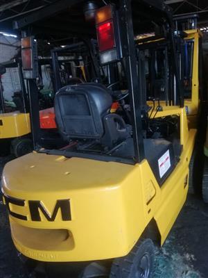 TCM 1.8 ton forklift for sale
