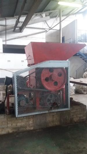 FOR SALE: Industrial shredder