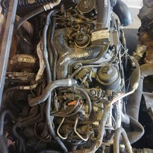 porsche cayenne CRC diesel engine