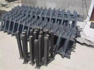 Palisade Fence (3m x 500mm)