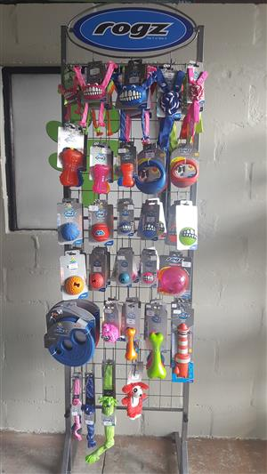 ROGZ Dog Toys available at PETS4LIFE BRACKENFELL