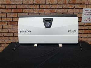 Nissan Np200 Tailgate complete