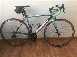 Bianchi for sale - perfect for 94.7 cycle challenge