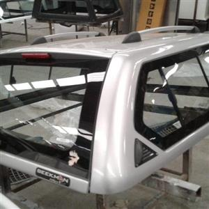 ford ranger t7 dc silver beekman executive canopy