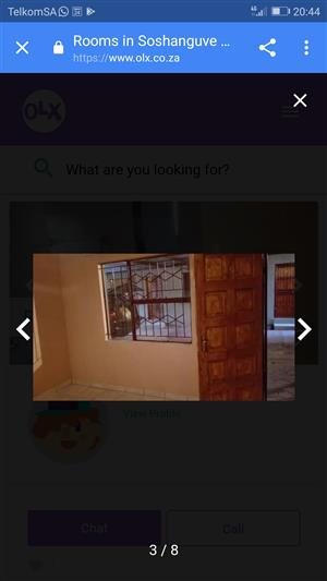 Rooms to rent in Soshanguve block X