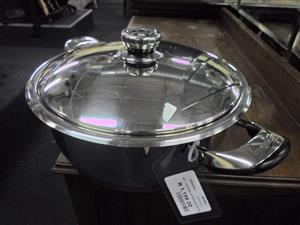 Le Morgan Stainless Steel Pot