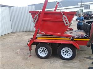 SKIP TRAILER TOP QUALITY AT AFFORDABLE PRICE CALL US NOW (011)914-1035/0797279774