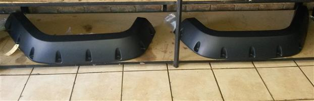 JEEP WRANGLER JK FENDER FLARES FOR SALE.