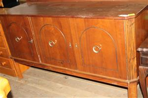 Brown sideboard S031803A #Rosettenvillepawnshop