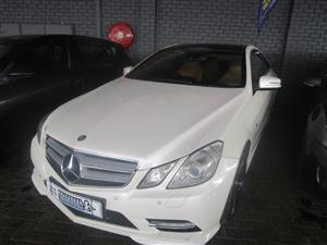 2018 Mercedes Benz E Class E250