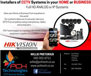 View your BUSINESS or HOME anytime, and anywhere in the WORLD!!