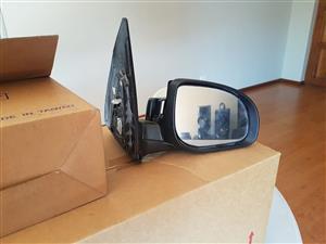 2012 Hyundai i20 RH mirror with indicator for sale
